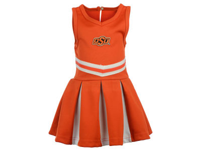 Oklahoma State Cowboys NCAA Newborn Cheer Dress