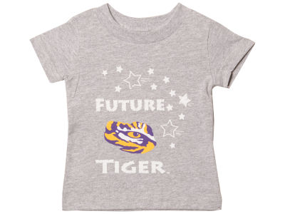 LSU Tigers NCAA Newborn Future T-Shirt