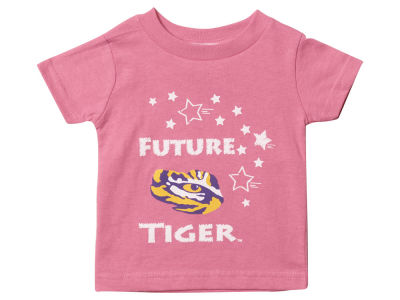 LSU Tigers Atlanta Hosiery NCAA Newborn Future T-Shirt