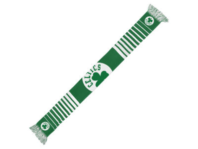 Boston Celtics Acrylic Knit Scarf Big Logo