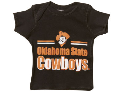 Oklahoma State Cowboys NCAA Newborn Team Logo T-Shirt