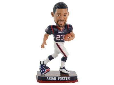 Houston Texans Adrian Foster Springy Logo Bobble