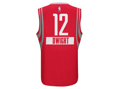 Houston Rockets Dwight Howard adidas NBA Men's Christmas Day Swingman Jersey