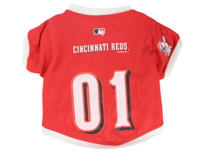 Cincinnati Reds Large Pet Jersey