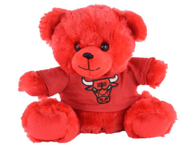Chicago Bulls 7.5inch Premium Plush Jersey Bear