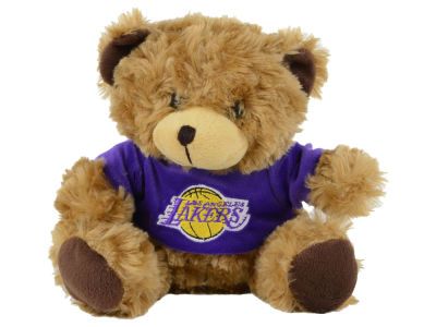 Los Angeles Lakers 7.5inch Premium Plush Jersey Bear