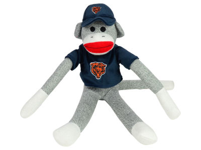 Chicago Bears Sock Monkey