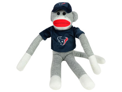 Houston Texans Sock Monkey