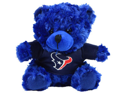Houston Texans 7.5inch Premium Plush Jersey Bear