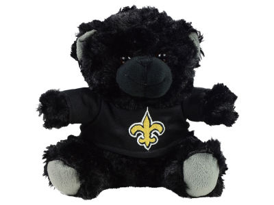 New Orleans Saints 7.5inch Premium Plush Jersey Bear