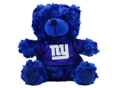 New York Giants 7.5inch Premium Plush Jersey Bear