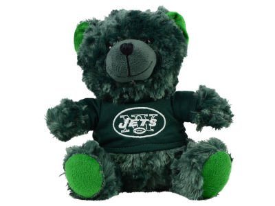 New York Jets 7.5inch Premium Plush Jersey Bear
