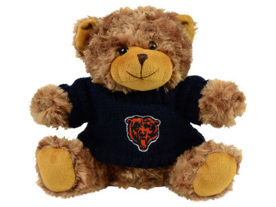 Chicago Bears 10.5inch Premium Plush Sweater Bear