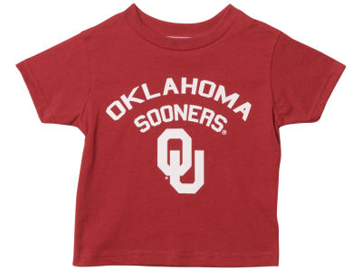 Oklahoma Sooners NCAA Toddler Fashion T-Shirt