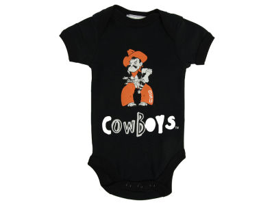 Oklahoma State Cowboys NCAA Newborn Lap Shoulder Creeper