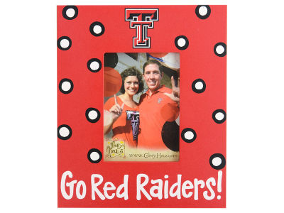 Texas Tech Red Raiders Logo Frame 10x12