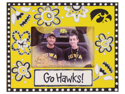 Iowa Hawkeyes Arrom Frame 8x10