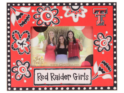 Texas Tech Red Raiders Arrom Frame 8x10