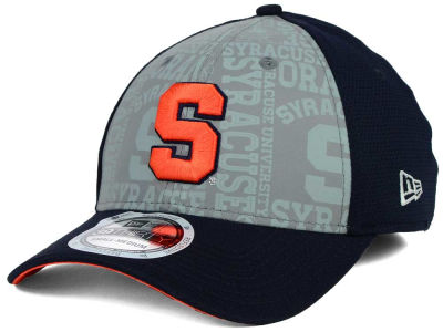 Syracuse Orange New Era NCAA Reflective Training Mesh 39THIRTY Cap