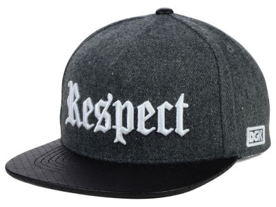 DGK Respect Perforated Snapback Hat