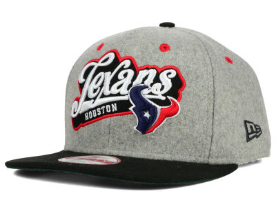 Houston Texans New Era NFL Meltone 9FIFTY Snapback Cap