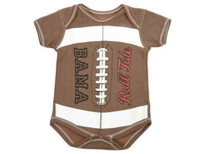 Alabama Crimson Tide NCAA Newborn MVP Football Creeper