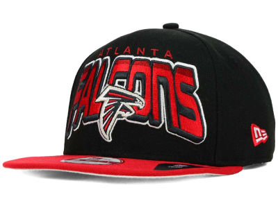 Atlanta Falcons New Era NFL All Colors 9FIFTY Snapback Cap