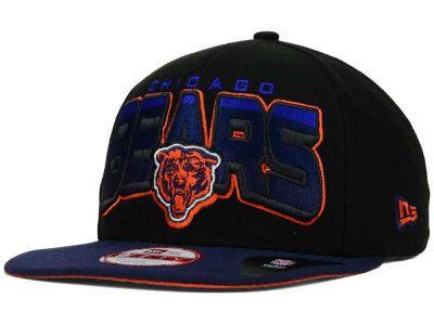 Chicago Bears New Era NFL All Colors 9FIFTY Snapback Cap
