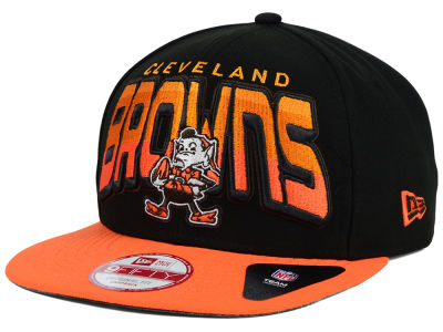 Cleveland Browns New Era NFL All Colors 9FIFTY Snapback Cap