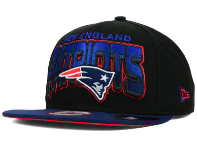 New England Patriots New Era NFL All Colors 9FIFTY Snapback Cap