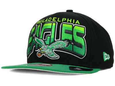 Philadelphia Eagles New Era NFL All Colors 9FIFTY Snapback Cap