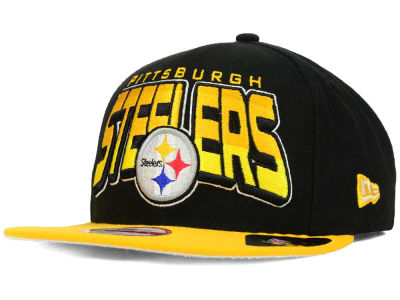 Pittsburgh Steelers New Era NFL All Colors 9FIFTY Snapback Cap