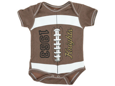 University of Central Florida Knights NCAA Infant MVP Football Creeper