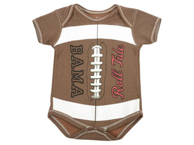 Alabama Crimson Tide NCAA Infant MVP Football Creeper