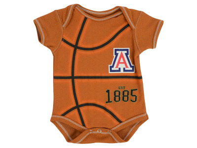 Arizona Wildcats NCAA Newborn MVP Basketball Creeper