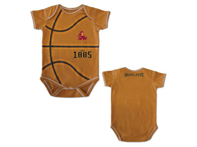 Arizona State Sun Devils NCAA Newborn MVP Basketball Creeper
