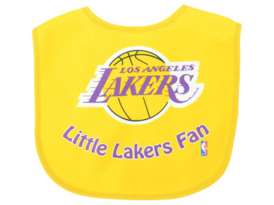 Los Angeles Lakers All Pro Baby Bib
