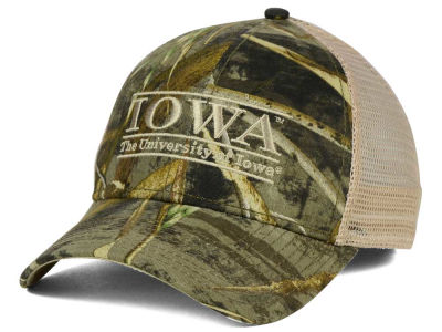 Iowa Hawkeyes NCAA Camo Mesh Bar