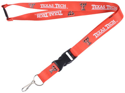 Texas Tech Red Raiders Lanyard