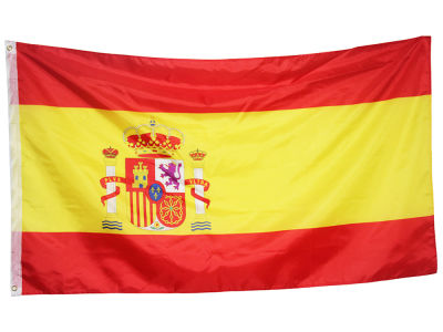 Spain World Cup 3x5 Flag