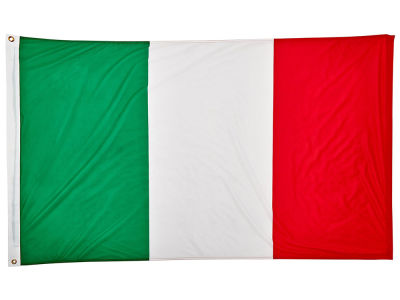 Italy World Cup 3x5 Flag