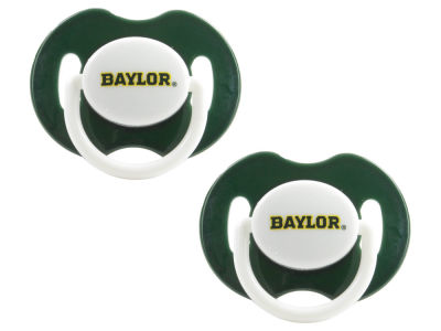 Baylor Bears 2-pack Pacifier Set