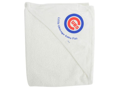 Chicago Cubs Hooded Baby Towel