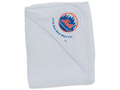 New York Mets Hooded Baby Towel