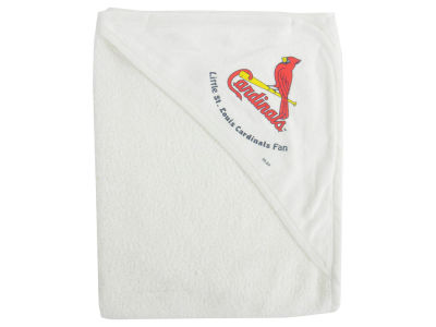 St. Louis Cardinals Hooded Baby Towel