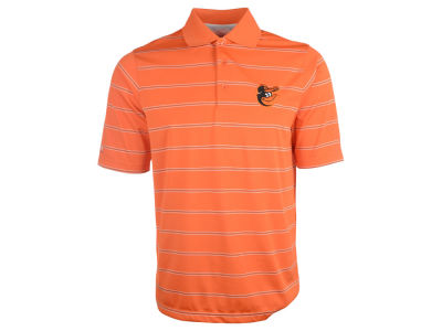 Baltimore Orioles Antigua MLB Men's Deluxe Polo Shirt