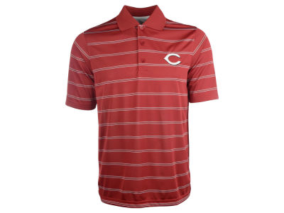 Cincinnati Reds MLB Men's Deluxe Polo Shirt