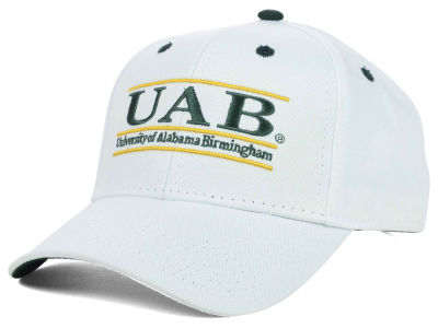 Alabama Birmingham Blazers NCAA Classic Game 3 Bar Cap
