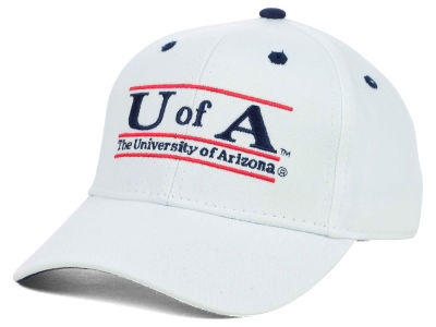 Arizona Wildcats NCAA Classic Game 3 Bar Cap