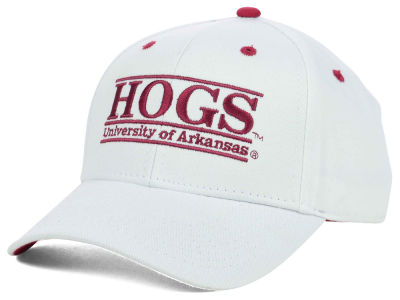 Arkansas Razorbacks NCAA Classic Game 3 Bar Cap